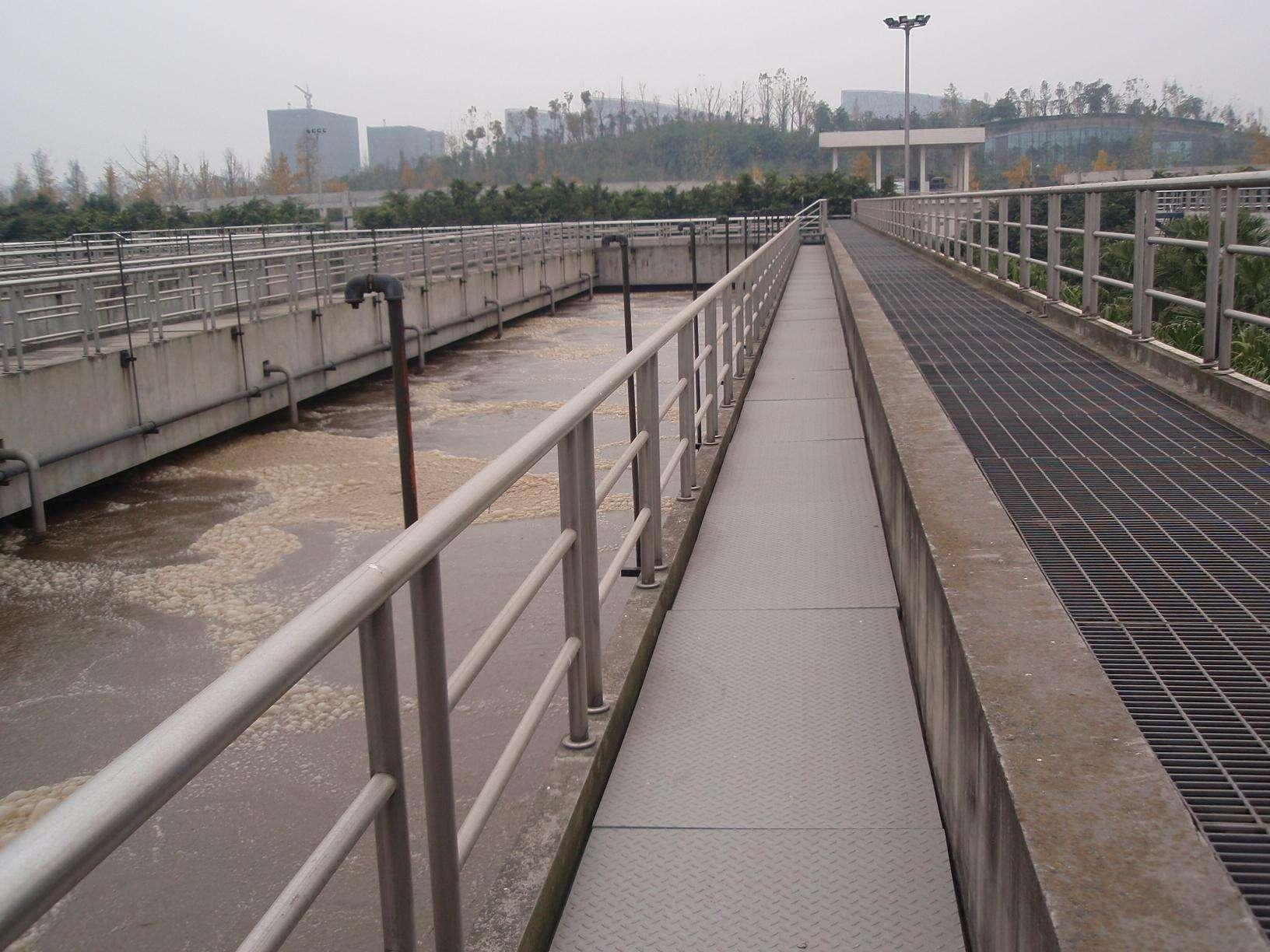 污水厂钢格板