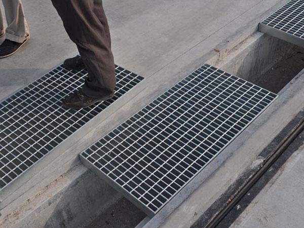 排水沟盖板案例展示