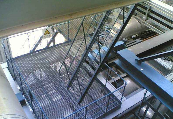 平台钢格栅设计要求
